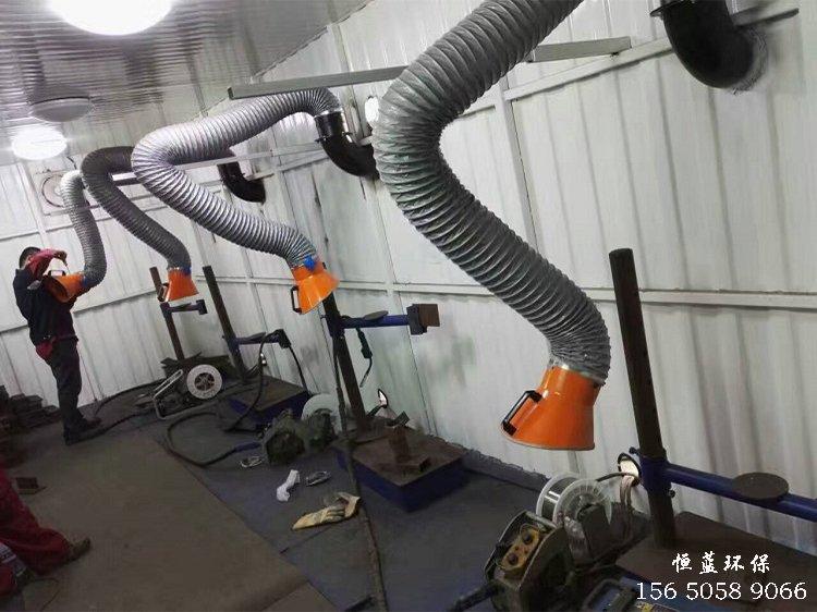 焊接车间粉尘处理用什么措施能处理
