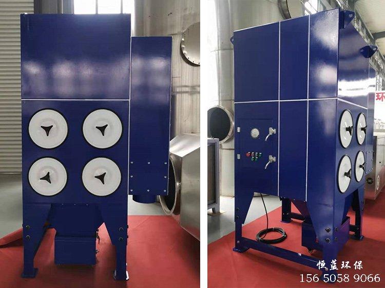 焊接车间粉尘处理用什么设备